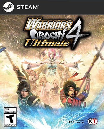 دانلود بازی Warriors Orochi 4 Ultimate Deluxe Edition برای کامپیوتر