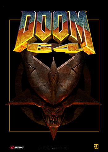 دانلود بازی DOOM 64 برای کامپیوتر