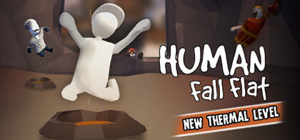 دانلود بازی Human Fall Flat Thermal برای کامپیوتر – نسخه PLAZA