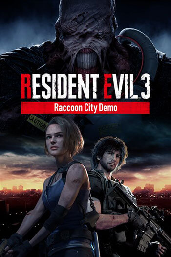دانلود-بازی-Resident-Evil-3-Raccoon-City-Demo
