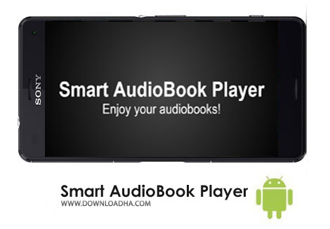 کاور-برنامه-Smart-AudioBook-Player