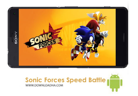 بازی-Sonic-Forces-Speed-Battle-اندروید