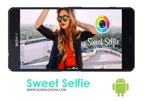 دانلود Sweet Selfie v3.9.1166 – نرم افزار دوربین سلفی برای اندروید