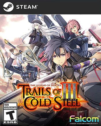 قم بتنزيل لعبة The-Legend-of-Heroes-Trails-of-Cold-Steel-III