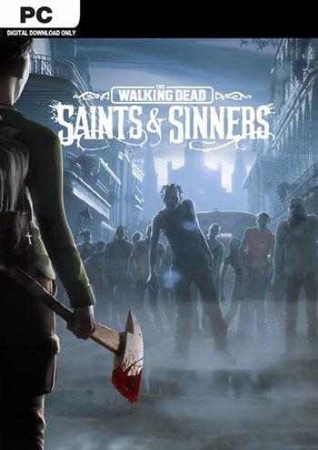 دانلود بازی The Walking Dead Saints and Sinners برای کامپیوتر