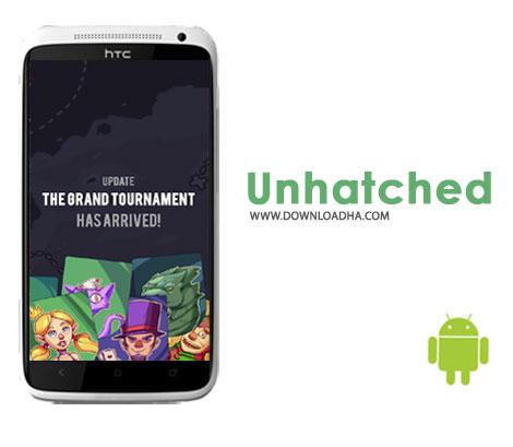 دانلود Unhatched v2.0.4 – بازی کارتی شکسته نشده برای اندروید