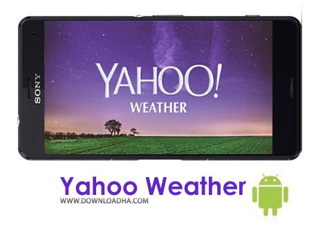 نرم-افزار-آب-هوا-شانسی-یاهو-Yahoo-Weather
