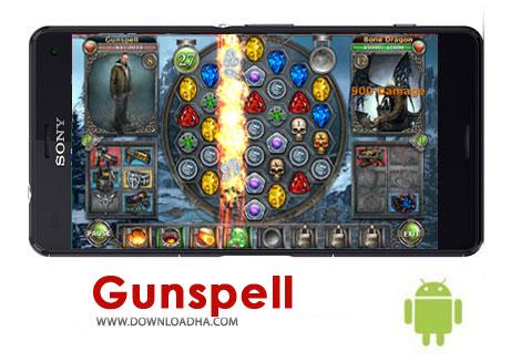 دانلود Gunspell v1.6.311 – بازی ماجراجویی طلسم تفنگ برای اندروید