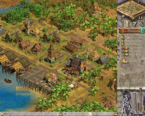 لقطة من لعبة Anno-1503-AD-PC