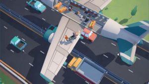 لقطة شاشة لعبة تتحرك للخارج