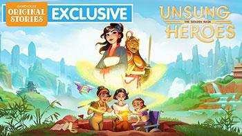 دانلود بازی Unsung Heroes The Golden Mask برای کامپیوتر