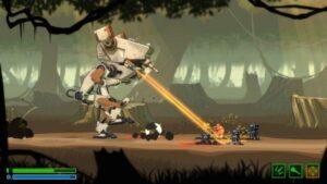 لقطة شاشة- لعبة- BE-A-Walker