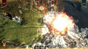 لعبة الصور- Blood-Rage-Digital Edition