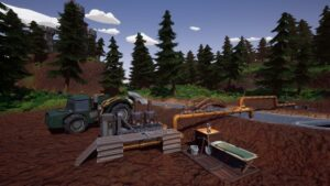 Hydroneer game , Download Hydroneer , Download game Mining gold , Download Simulation game for PC , Free download Hydroneer , Direct download Hydroneer game