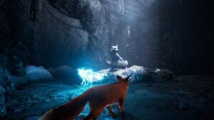 لقطة من لعبة North Ghost