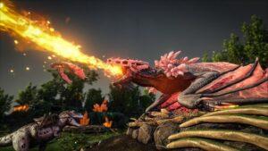 تصاویر-بازی-ARK-Survival-Evolved-Crystal-Isles