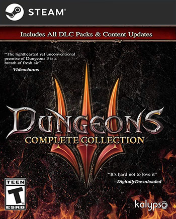 دانلود-بازی-Dungeons-3-Complete-Collection