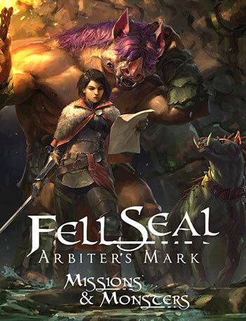 دانلود-بازی-Fell-Seal-Arbiters-Mark-Missions-and-Monsters
