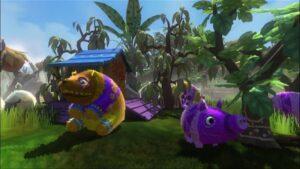 لقطة شاشة لـ Viva Pinata PC