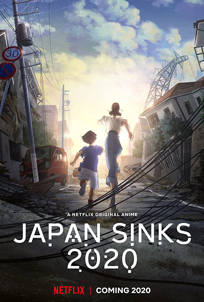 دانلود فصل اول انیمه Japan Sinks 2020 – ژاپن غرق میشود