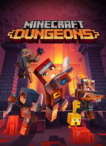 دانلود بازی Minecraft Dungeons v1.3.2.0 برای کامپیوتر – نسخه FitGirl