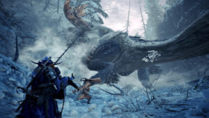 تصاویر-بازی-Monster-Hunter-World-Iceborne