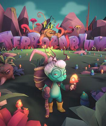 دانلود بازی Terrorarium Blood Ocean برای کامپیوتر – نسخه FLT