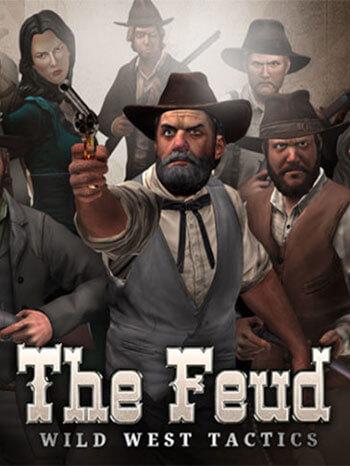 تحميل لعبة The Feud Wild West Tactics - Unlimited Frontier للكمبيوتر