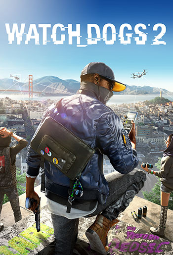 دانلود دیتای اصلی بازی واچ داگز ۲ – Watch Dogs 2 uPlay Backup