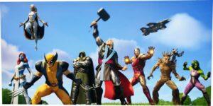 تصاویر-بازی-Fortnite-Chapter-2-Season-4-Nexus-War