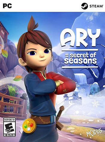 دانلود بازی Ary and the Secret of Seasons برای کامپیوتر – نسخه CODEX