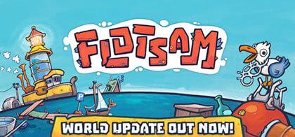 تحميل لعبة Flotsam v0.3.4p1 للكمبيوتر الشخصي - إصدار GOG Early Access