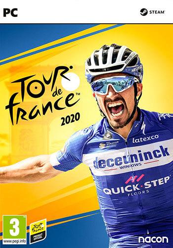 دانلود بازی Tour de France 2020 برای کامپیوتر – نسخه SKIDROW