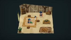لقطة من لعبة كارتو