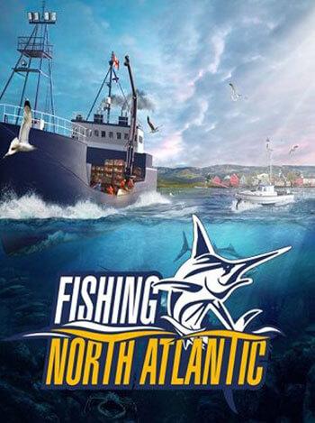تحميل لعبة محاكي قبطان السفينة والصيد Fishing North Atlantic للكمبيوتر  مجانا برابط مباشر