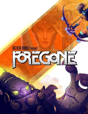 دانلود بازی Foregone v1.0.1.11 برای کامپیوتر – نسخه FitGirl و CHRONOS