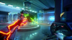 PositronX game preview, download PositronX game, download high graphics action game for pc, download perma death style game for pc, download direct PositronX game, download GOG version of PositronX game, watch PositronX game trailer, review PositronX gameتنزيل لعبة PositronX