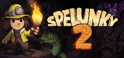 دانلود بازی Spelunky 2 برای کامپیوتر – نسخه FitGirl و CHRONOS