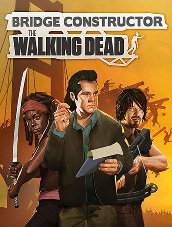 دانلود بازی Bridge Constructor The Walking Dead برای کامپیوتر