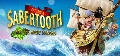 دانلود بازی Captain Sabertooth and the Magic Diamond برای کامپیوتر