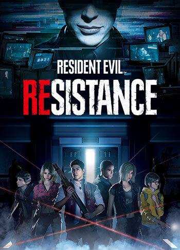 دانلود-بازی-RESIDENT-EVIL-RESISTANCE