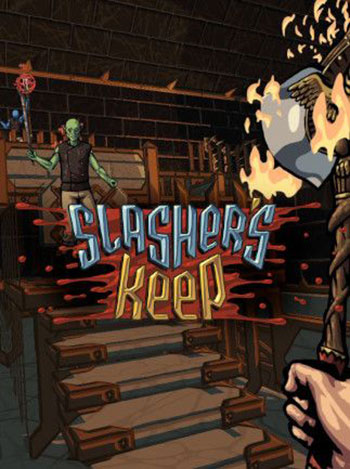 دانلود بازی Slashers Keep برای کامپیوتر – نسخه DARKSiDERS