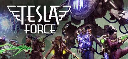 دانلود بازی Tesla Force v1.0 برای کامپیوتر – نسخه GOG