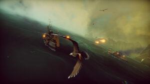لقطة من فيلم Falconeer