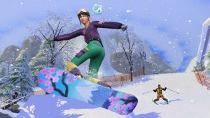 تصاویر-بازی-the-sims-4-snowy-escape