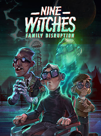 Nine Witches Family Disruption game preview, download Nine Witches Family Disruption, download Nine Witches Family Disruption game, download indie 2020 game for pc, download pixel graphics game for pc, download free Nine Witches Family Disruption game, review Nine Witches Family Disruption game