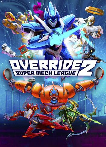 دانلود بازی- Override-2-Super-Mech-League-