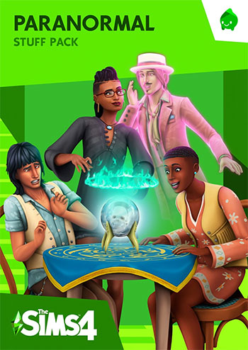 دانلود بازی The Sims 4 Paranormal برای کامپیوتر – نسخه CODEX