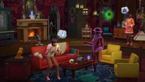 تصاویر-بازی-The-Sims-4-Paranormal