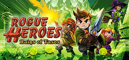 دانلود بازی Rogue Heroes Ruins of Tasos برای کامپیوتر – نسخه CHRONOS